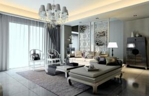 Klasične zavese za moderno stanovanje